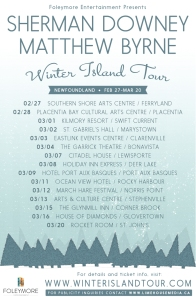Winter Island Tour 2015